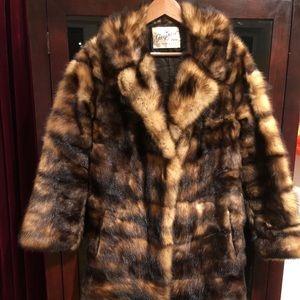 Authentic Fur Coat